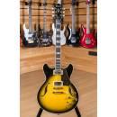 Ibanez AS-200 Vintage Yellow Sunburst