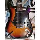 G&L Tribute Legacy Strat 3 tone sunburst