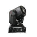 EXTREME MINI SPOT 10-C LED CREE 10W CONTROLLO DMX 4/12 CANALI 7 GOBOS 8 COLORI EFFETTI 8 PROGRAMMI S