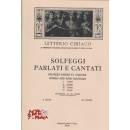 LETTERIO CIRIACO SOLFEGGI PARLATI E CANTATI II CORSO-EDIZIONI LETTERIO CIRIACO ROMA