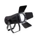 Soundsation Scenic 200w Cob Ww - Proiettore Da Studio Con 1 Led Cob Da 200w Bianco Caldo E Ribalta