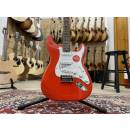 Fender Squier Affinity Series Stratocaster, Laurel Fingerboard, Race Red