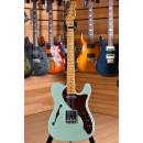 Fender American Original '60s Telecaster Thinline Maple Neck Surf Green