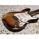 Fender Stratocaster American Original 60 + Body Buttarini Sunburst Relic