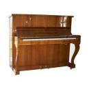 FEURICH PIANOFORTE VERTICALE NOCE LUCIDO 121