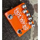 Wampler Pedals Hot Wired V1 Brent Mason overdrive distortion