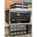 Korg DTR 1000 + Line 6 Pod HD Pro + Palmer Macht 402 + Line 6 FBV Shortboard MKII + Rack Hard Case i
