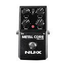NUX METAL CORE DELUXE Distorsore Hi-gain con Noise gate integtrato