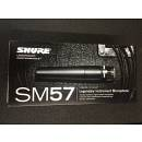 Shure SM 57 Microfono Strumento Dinamico Cardioide