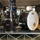 PEARL MASTERS MAPLE COMPLETE BURNISHED BRONZE SPARKLE - MCT943XEP/C329 - BATTERIA ACUSTICA 3 PEZZI C