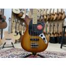 Fender Player Mustang Bass PJ, Maple Fingerboard, Sienna Sunburst