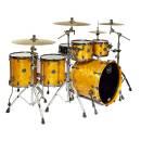 Sv628xb Mnl Saturn V Mh Exotic Rock Studioease 5-Piece Shell Pack In Amber Maple Burl batteria acust