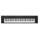 Piano Digitale Yamaha NP32 -76 tasti dinamici Nero