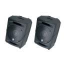 SUBWOOFER AMPLIFICATO VOICE SYSTEM ECLIPSE (COPPIA) - USATO