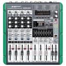 ZZIPP ZZMX6R MIXER PROFESSIONALE 6 CANALI CON MULTIEFFETTI DSP + USB MP3