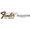 Decal Fender TELECASTER 78-79