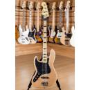 Squier (by Fender) Vintage Modified '70 Jazz Bass Natural Lefty