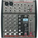 Phonic AM 220 P MIXER 6 CANALI CON PLAYER USB