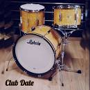 BATTERIA LUDWIG CLUB DATE DOWNBEAT