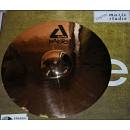 "Paiste Alpha Brillant Rock Crash 16"" Spedizione Inclusa"