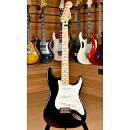 Fender Mexico Standard Stratocaster Maple Black 2011