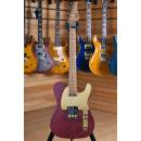 Suhr Andy Wood Signature Iron Red