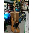 Fender Squier Vintage Modified Jazz Bass® '70s Natural USATO!!!