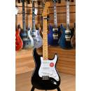 Squier (by Fender) Classic Vibe '50s Stratocaster Maple Neck Black
