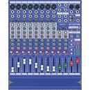 MIDAS DM12 MIXER LIVE E DA STUDIO 12 CANALI 8 MICROFONICI + 2 STEREO 2 AUX SEND EQ 3 BANDE MEDIO SEM