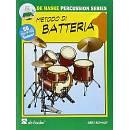 De Haske Publications METODO PER BATTERIA  CON CD GER BOMHOF