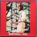 David Bowie ‎– Montreal 1983