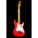 FENDER SQUIER CLASSIC VIBE STRATOCASTER 50'S MN FIESTA RED ROSSA