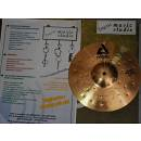 "Paiste Alpha Brillant Thin Splash 10"" Spedizione inclusa"
