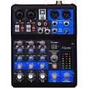 ATOMIC 4 DJ MIX-S 201 2 CANALI MONO - 1 CANALE STEREO - FX