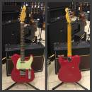 FENDER 63 TELE RELIC DAKOTA RED
