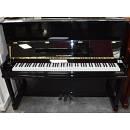 WILLERMANN PIANOFORTE VERTICALE 118JS NERO + PANCHETTA