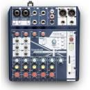 SOUNDCRAFT NOTEPAD8FX MIXER DIGITALE USB CON EFFETTI 8 CANALI ALIMENTAZIONE PHANTOM NOTEPAD-8FX