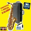 SAX  ALTO Yamaha YAS 280 + CUSTODIA + TRACOLLA + ANCIA DI RICAMBIO + SPEDIZIONE