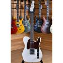 Fender Custom Shop 63 Limited Edition NAMM 2019 Relic Telecaster Rosewood Fingerboard Olympic White