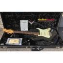 Fender Masterbuilt Jason Smith Stratocaster 1963 Relic Black 2014 Used