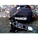 PEACE P-38970DC bass drum pedal, usato.