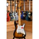 Squier (by Fender) Classic Vibe '50s Stratocaster Maple Neck 2 Tone Sunburst