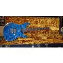 Don Grosh - Bent Top Custom - Transparent Blue - Usata