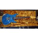 Don Grosh - Bent Top Custom - Transparent Blue - Usata