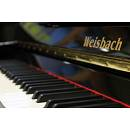Weisbach 155JS - nero - pianoforte acustico a coda