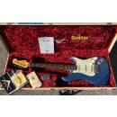 Fender Masterbuilt Kendrick Stratocaster 1960 Relic Lake Placid Blue 2015 Used