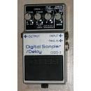 BOSS DIGITAL SAMPLER / DELAY DSD 2 MADE IN JAPAN