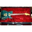Don Grosh - Custom Carve Top - Emerald Green - Usata