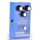 Giannini Axcess CP109 pedale Compressore True By Pass. Spedizione Inclusa