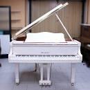 Weisbach 142HZ - bianco - pianoforte acustico un quarto di coda